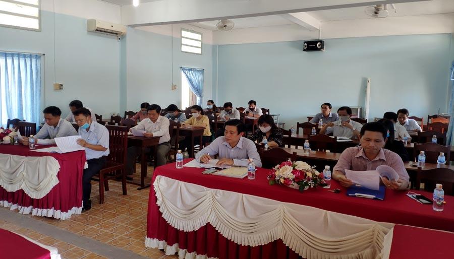 Trường Đại học Bạc Liêu tổ chức sơ kết công tác Đảm bảo chất lượng giáo dục 6 tháng đầu năm học 2019 – 2020